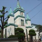 Nakatsu Catholic Church Photo