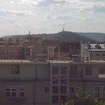 Widok od strony południowej 7 piętro
