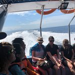 Boat very crowded. Uncomfortable and very long squeezy trip