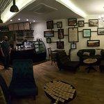 Raqmu Coffee House - as you enter