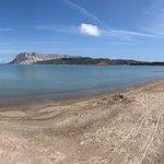Foto de Spiaggia Capo Coda Cavallo