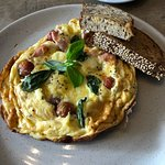 Seriously delicious omelet