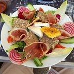 Salade ardéchoise