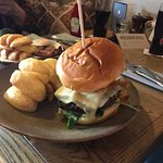 Bacon & Beef Burger TRIPLE COOKED CHIPS
