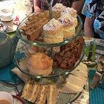 Foto de The Courtyard Tea Rooms