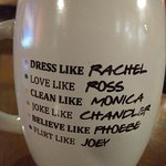 typical FRIENDS Coffee Mug