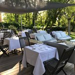 Φωτογραφία: Restaurant le Pavillon du Chateau