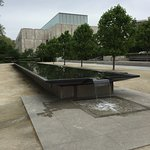 Barnes Foundation building and grounds