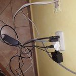 Dangerous electrical sockets