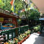 Foto de Pilgrims Garden Restaurant