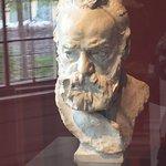 Bust of Victor Hugo
