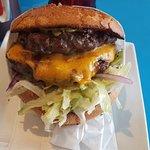 Bilde fra Illegal Burger