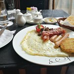 Jogger's breakfast