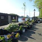 Houseboat Little Amstel Foto