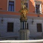 ภาพถ่ายของ Fountain-Monument Princess Turandot
