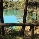 The Blue Pool at Wareham