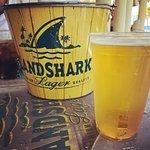 Land shark Lager 😍😍