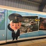 ภาพถ่ายของ รถไฟฟ้าแอร์พอร์ต เรล ลิงก์
