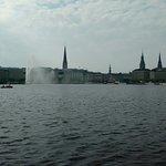Bild från Binnenalster
