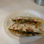 Chinese Chives & Minced Meat Pita Pockets