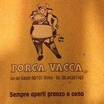 Photo de Griglieria Pizzeria Porca Vacca