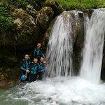 Rafting Camp Encijan Photo