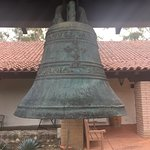 One of the bells no longer in use.