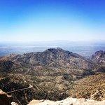 Mt Lemmon overlook point