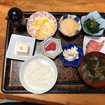 Japanese Food Chinese Food Oshokuji-Dokoro Ryokan Yanshubanya Restaurant Banya
