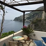 Spectacular View from dining area
