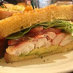 Lobster Avocado BLT