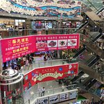 Luohu Commerical City (Lo Wu Shopping Plaza) resmi
