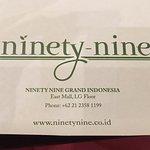 Foto de Ninety Nine Restaurant