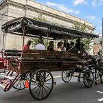 Guided Town Carriage Tours Gettysburg PA