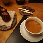 Der Kaffee, der krönende Abschluss