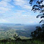 scenic view from varirata park