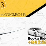 Lowest Rates in Airport transfers Colombo Sri Lanka