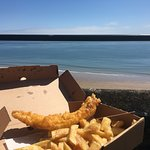 Best fish and chips.