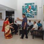 Kalchuri Residency Restaurant