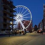 Fun big wheel