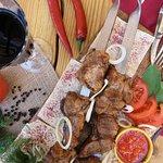 Мангал в центре Киева! / Grilled meat!