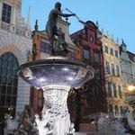 Stunning fountain