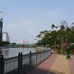 ภาพถ่ายของ Saigon River