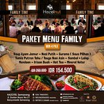 Package Family Hazelnut Resto & Koffie