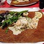 galette coquilles