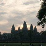 Sunset - Angkor Wat