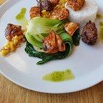 Spiced Monkfish