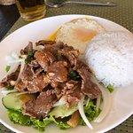 Beef dish.