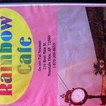Rainbow Cafe Mtn View Ark..Menu...(a) by Carl H. =)~