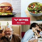 VIPS muy abierto
